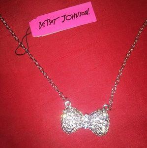 Betsey Johnson necklace
